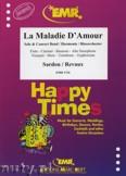 Okładka: Revaux Jacques, La Maladie d'Amour