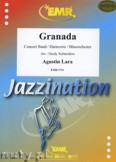 Okładka: Lara Augustin, Granada - Wind Band