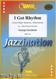 Okładka: Gershwin George, I Got Rhythm - Wind Band