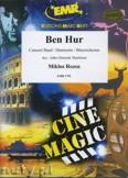Okładka: Rozsa Miklos, Ben Hur - Wind Band