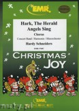 Okładka: Schneiders Hardy, Hark, The Herald Angels Sing (Chorus SATB) - Wind Band