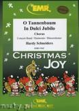 Okładka: Schneiders Hardy, O Tannenbaum / In Dulci Jubilo (Chorus SATB) - Wind Band