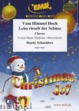 Ok�adka: Schneiders Hardy, Vom Himmel hoch / Leise rieselt (Chorus SATB) - Wind Band