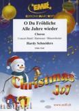 Okładka: Schneiders Hardy, O Du Fröhliche / Alle Jahre wieder (Chorus SATB) - Wind Band