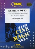 Okładka: Legrand Michel, Summer Of 42 - Wind Band