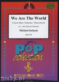 Okładka: Jackson Michael, Richie Lionel, We Are The World - Wind Band