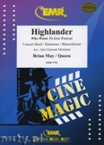 Okładka: May Brian, Highlander (Who Wants To Live Forever) - Wind Band