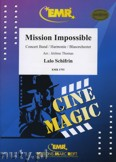 Okładka: Schifrin Lalo, Mission Impossible - Wind Band