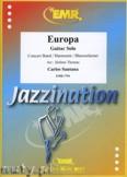 Okładka: Santana Carlos, Europa (Guitar Solo) - Wind Band