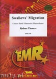 Okładka: Thomas Jérôme, Swallows' Migration - Wind Band