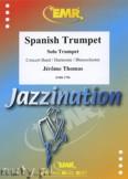 Okładka: Thomas Jérôme, Spanish Trumpet - Trumpet