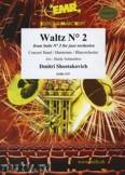 Ok�adka: Szostakowicz Dymitr, Waltz No. 2 - Wind Band