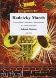Okładka: Strauss Johann, Radetzky March - Wind Band