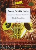 Okładka: Schneiders Hardy, Nova Scotia Suite - Wind Band