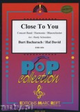 Okładka: Bacharach Burt, Close To You - Wind Band