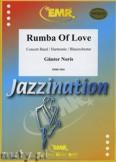 Ok�adka: Noris G�nter, Rumba Of  Love (Alto Sax Solo) - Wind Band