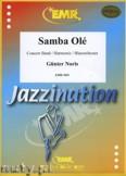 Okładka: Noris Günter, Samba Olé - Wind Band