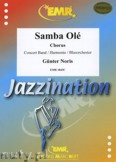 Okładka: Noris Günter, Samba Olé (Chorus SATB) - Wind Band