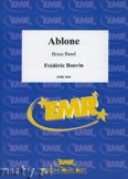 Okładka: Bonvin Dany, Ablone - BRASS BAND