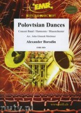 Okładka: Borodin Aleksander, Polovtsian Dances - Wind Band