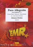 Okładka: Brahms Johannes, Poco Allegretto From