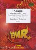 Okładka: Beethoven Ludwig Van, Adagio in C minor Op. 13 - Wind Band