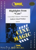 Okładka: Webber Andrew Lloyd, Highlights From Cats