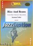 Ok�adka: Tailor Norman, Rice And Beans - Wind Band