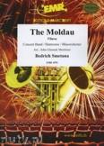 Okładka: Smetana Bedrich, Die Moldau - Wind Band