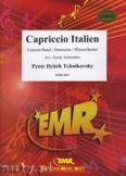Okładka: Czajkowski Piotr, Capriccio Italien - Wind Band