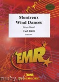 Ok�adka: R�tti Carl, Montreux Wind Dances for Brass Band