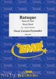 Ok�adka: Fernandez Oscar Lorenzo, Batuque (Danza di Negri) - BRASS BAND