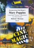 Ok�adka: Sherman Robert, Mary Poppins (Overture) - Wind Band