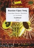 Okładka: Richards Scott, Russian Gipsy Song - Wind Band