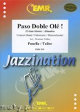Ok�adka: Tailor Norman, Paso Doble Ol�! - Wind Band
