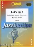 Okładka: Tailor Norman, Let's Go! - Wind Band