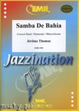 Okładka: Thomas Jérôme, Samba De Bahia - Wind Band