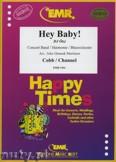 Okładka: Cobb Margaret, Channel Bruce, Hey Baby - Wind Band