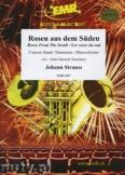 Okładka: Strauss Johann, Les roses du Sud - Wind Band
