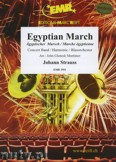 Okładka: Strauss Johann, Egyptian March - Wind Band