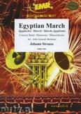 Ok�adka: Strauss Johann, Egyptian March - Wind Band