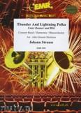 Okładka: Strauss Johann, Thunder And Lightning Polka - Wind Band