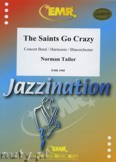 Ok�adka: Tailor Norman, The Saints Go Crazy - Wind Band