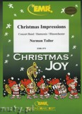 Okładka: Tailor Norman, Christmas Impressions - Wind Band