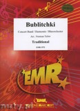 Okładka: Tailor Norman, Bublitchki - Wind Band