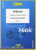 Okładka: Michel Jean-François, Scherzo - Trumpet