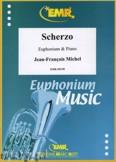 Ok�adka: Michel Jean-Fran�ois, Scherzo - Euphonium