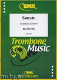 Ok�adka: Hawlin Jan, Sonate - Trombone