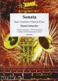 Okładka: Schnyder Daniel, Sonata - Trombone