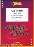 Okładka: Bruckner Anton, Ave Maria - Oboe